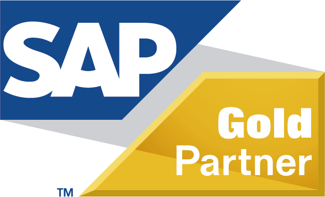 Logo SAP Partner Gold