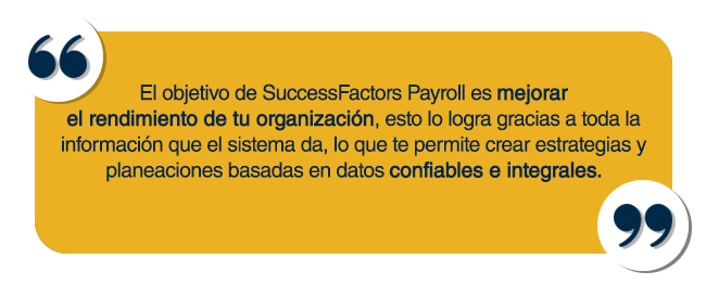 Successfactors payroll software de nómina_quote