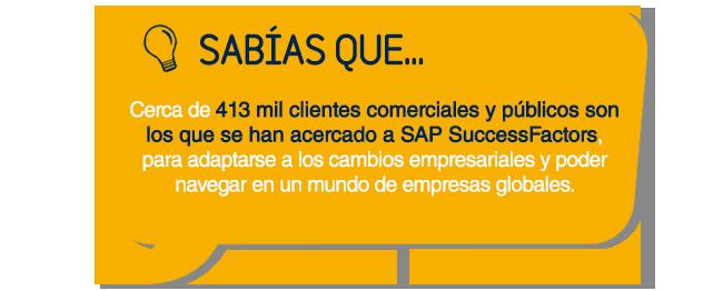 Por qué las organizaciones globales eligen SAP SuccessFactors_sabiasque